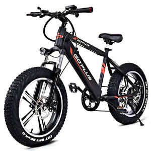 20-034-Electric-Fat-Tire-Bike-Snow-Mountain-Bicycle-w-Removable-Lithium-Battery-48V