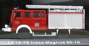 IVECO MAGIRUS LF 16-TS 90-16 - Firetruck - Atlas 1:72
