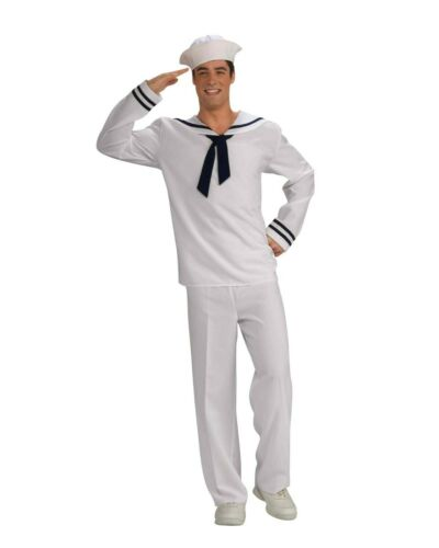 Adult Sailor Costume Anchor/'s Aweigh