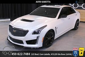 2019 Cadillac CTS CTS-V/SUPERCHARGED/RARE/CLEAN CARFAX
