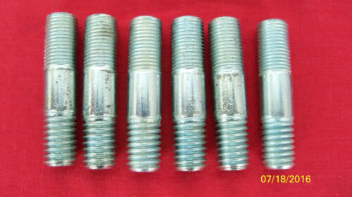 56-68 TRIUMPH 5T 6T T100 T110 TR5 TR6 T120 CYLINDER BASE STUDS /& NUTS UK MADE