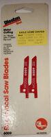 Disston 6009 Reciprocal Metal Cutting Saw Blades 2 1/2 L 17 Tpi (old Stock)