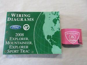 2008 FORD EXPLORER SPORT TRAC MERCURY MOUNTAINEER WIRING ...