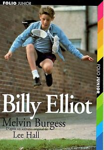 AgréAble Melvin Burgess - Billy Elliot
