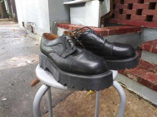 Doc Martens Platform Shoes UK size 8 US size 9 Mad