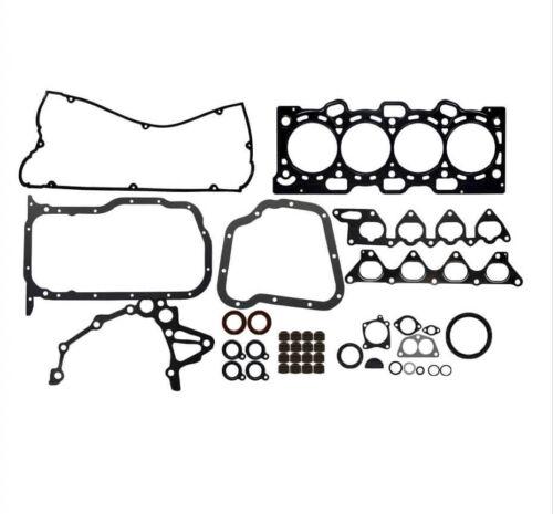 Full Gasket Set for Mitsubishi Lancer 93-95 L4 1.8Lts DOHC 16V.
