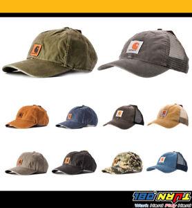 92966b5ab83 Carhartt Men s Buffalo Odessa Cap Cotton Canvas Adjustable Hat ...