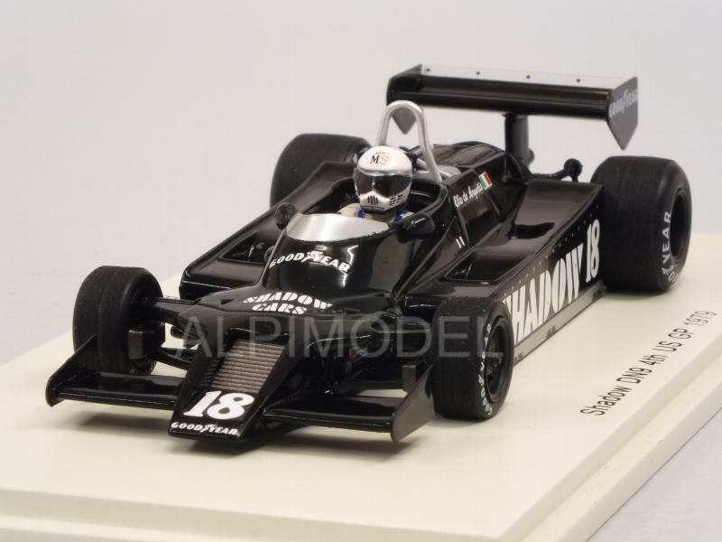 Shadow DN9 DN9 DN9 GP USA 1979 Elio De Angelis 1 43 SPARK S7374 c6f097