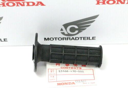 Honda CR 60 80 125 250 450 480 R Poignée en Caoutchouc à Gauche Guidon Grip Left handlebar