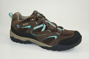competitive price 9e406 5ba54 Details zu Timberland Wanderschuhe Carrigan Notch Waterproof Damen Schuhe  Trekkingschuhe