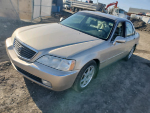 1999 Acura RL Full Load