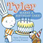 Tyler Makes a Birthday Cake by Craig Frazier 9780062047601 (hardback 2014)