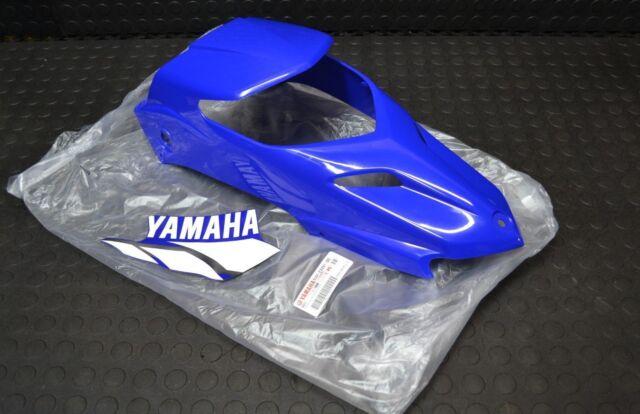 NEW YAMAHA YFS 200 BLASTER 88-06 DARK BLUE PLASTIC GAS TANK COVER PLASTICS