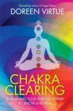 Chakra Clearing Virtue, Doreen Paperback