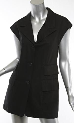 a senza Marni maniche 6 3 3 bottoni giacca donna cotone 42 in con bottoni nero da Giacca Eq1wpp