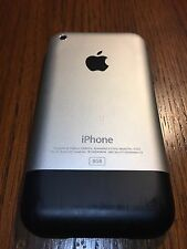 RARE ver 2.2.1 GREAT condition First Generation Original iPhone 2G 8Gb