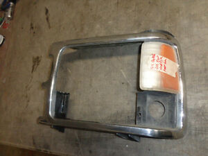 Image Is Loading Driver Headlight Trim Bezel Dodge Dakota Pick Up