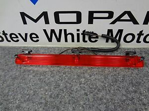 06 14 dodge ram 3500 new tailgate lamp bar tail light oem for Steve white motors hickory north carolina