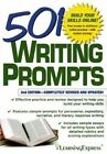 501 Writing Prompts by LearningExpress LLC (Paperback, 2014)