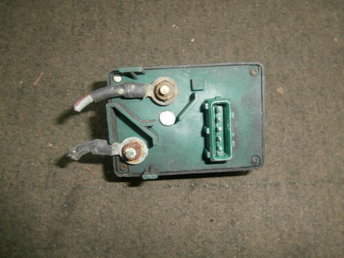 BERLINGO JUMPER BOXER RELAY SCUDO DISPATCH EXPERT GLOW PLUG RELAY CEP//6-12