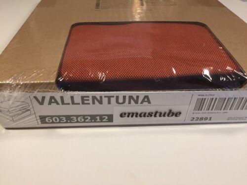 IKEA Vallentuna Bezug Sitzelement Hocker Orrsta orange 603.362.12 NEU OVP
