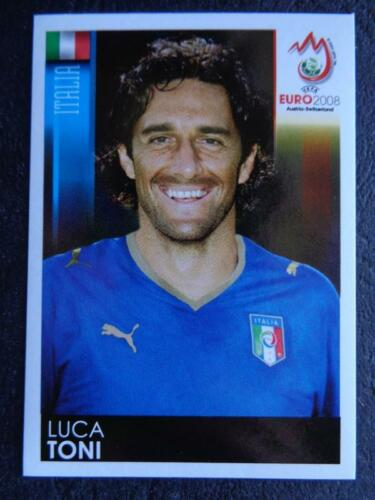 Panini euro 2008-Luca Toni Italia #301