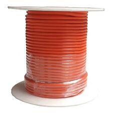 16 Gauge Orange Primary Wire 100 Foot Spool : Meets SAE J1128 GPT Specifications