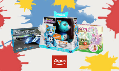 Toy Spectacular by Argos