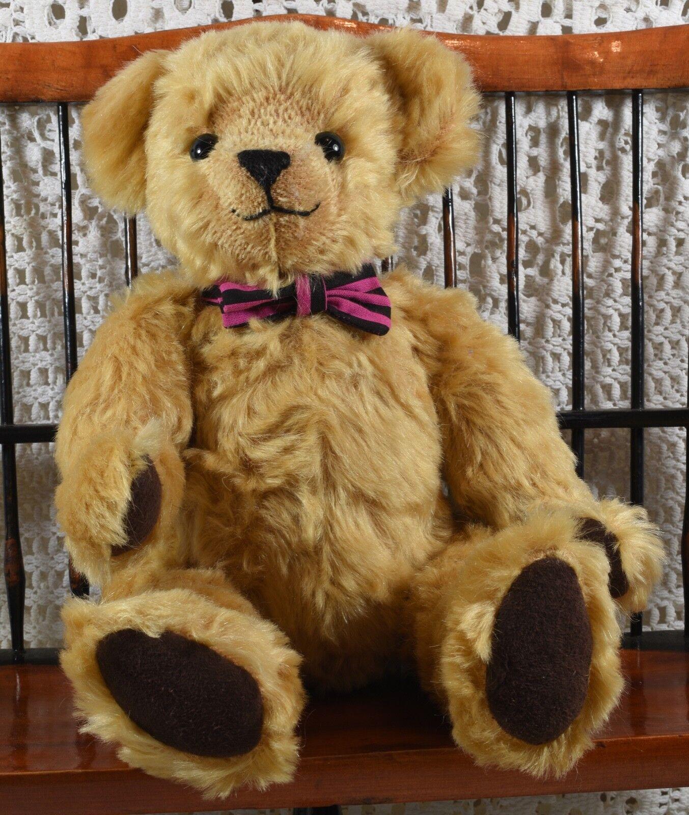 Lovely Crafty Bears By Shirley Latimer 'Ben' Vintage Vintage Vintage Style Bear Artist Bear 1563b2