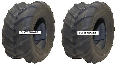 Set of 2 22-11-8 22x11x8 22x11-8 Kenda Dominator K300 4 Ply Rear ATV Tires