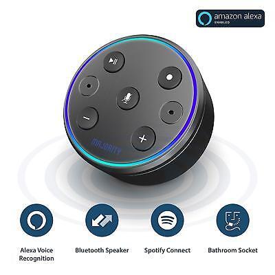 Majority Echo Dot Alexa Multimedia Bluetooth Wireless Smart Speaker