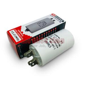 7-5uf-450v-Capacitor-CBB60-Tumble-Dryer-Motor-Start-Run-Zanussi-Tricity-Bendix