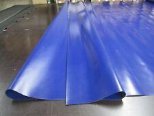 Abdeckplane PVC Folie ca. 5.75 x 3.00 m in 940 gr/m² Saphirblau 16.3 LKW Plane