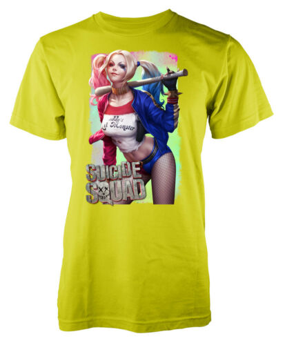 Suicide Squad Harley Quinn inspired kids t-shirt