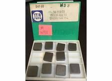Widia Carbide Insert 049 60 36 113/01 213 51 626 11 SNGN 120 412 #w51