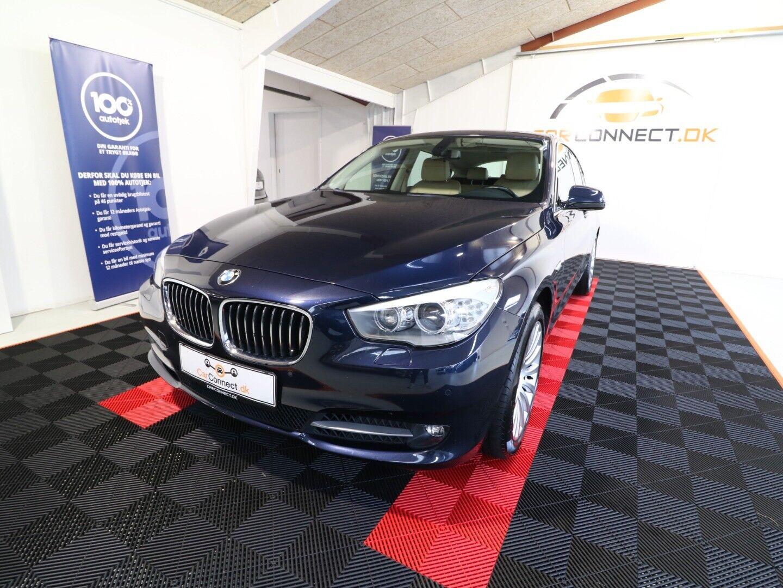 BMW 535d 3,0 Gran Turismo aut. 5d - 327.700 kr.