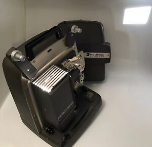 Vintage Bell & Howell Super 8 346A Autoload 8mm Film Projector ** Working w Bulb
