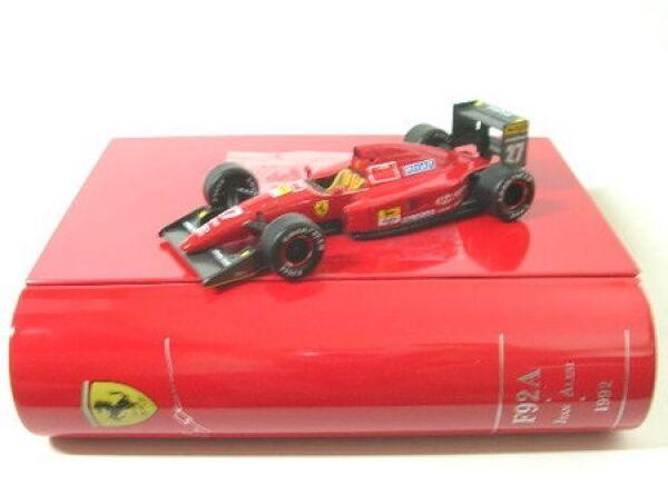 Ferrari f92a No. 27 J. Alesi 1992