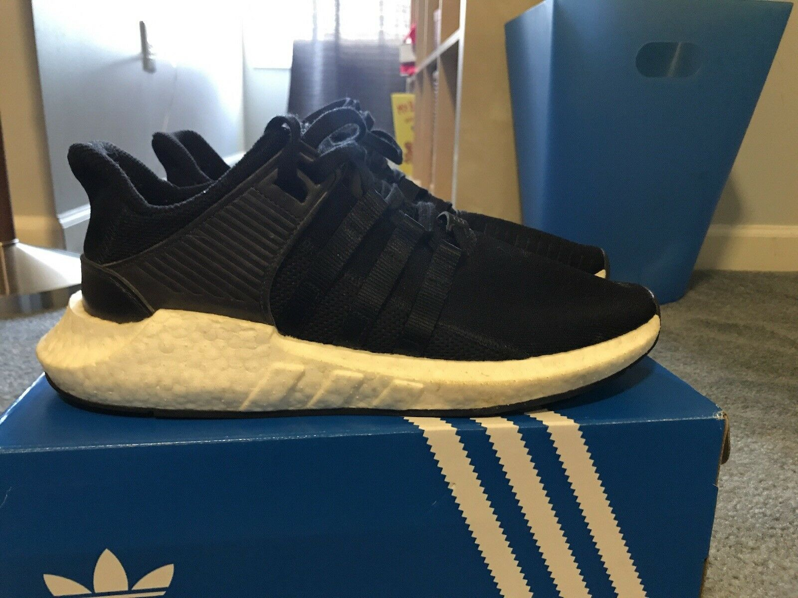 Adidas EQT 93/17 Milled Leather