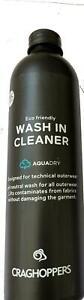 Craghoppers Eco Wash In Cleaner 225ml Waterproof Waterproofer