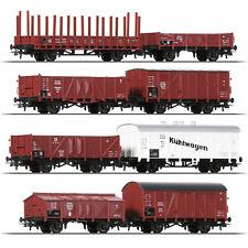 Roco 47645 Dr Braun Geschlossen Goods Transporter Waggon 17646 Kassel Mint NT