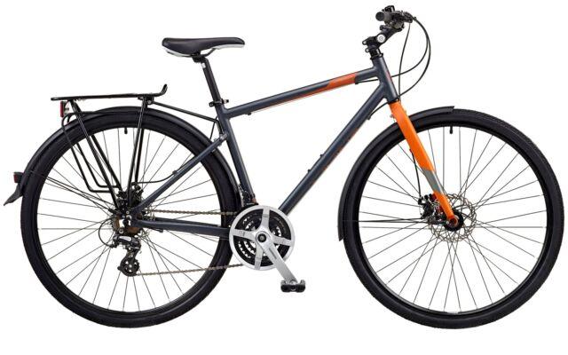 Viking Quo Vadis Femme 21sp Hybride Trekking Bike
