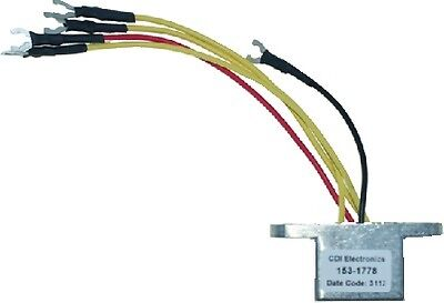 New Johnson//evinrude Rectifiers cdi Electronics 153-1778 Replaces 173692 18-5709
