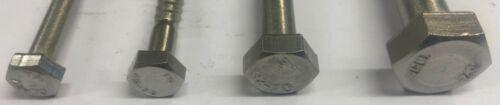 Hex Head M10 A2 M6 M8 Coach Screws//Lag Bolts. Stainless Steel