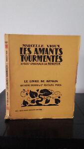 Marcelle Vioux - I Amanti Tourmentés - Edizione Artheme Fayard