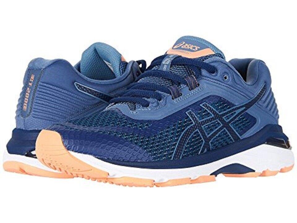 ASICS T855N.4949 GT-2000™ 6 Wmn's (M) Indigo Blue Mesh/Synthetic Running Shoes
