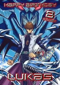 PERSONALISED-YU-GI-OH-YUGIOH-BIRTHDAY-ANY-OCCASION-CARD