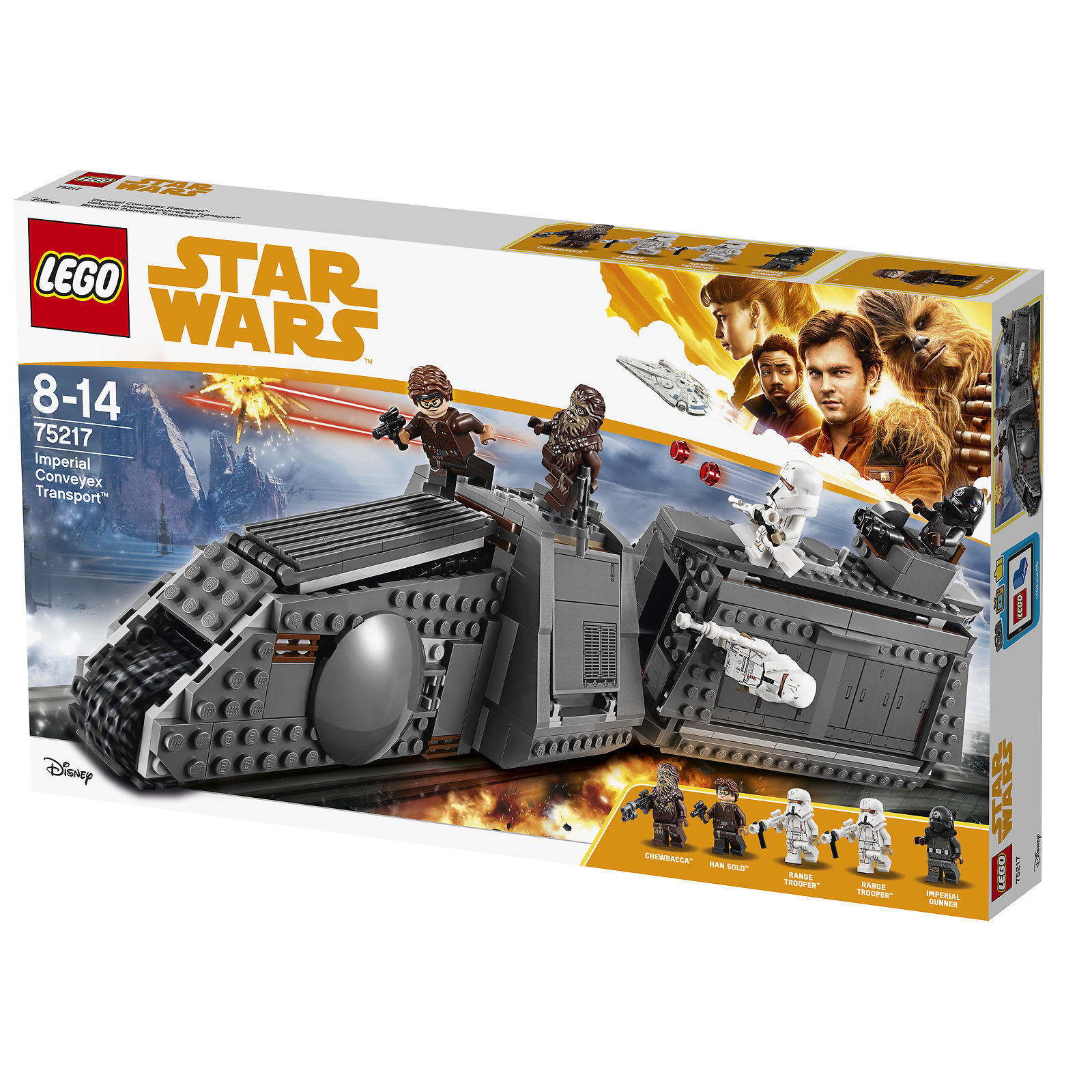 75217 LEGO Star Wars Imperial Conveyex Transport NEU OVP