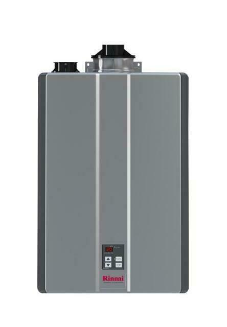 Rinnai Ru199in SE Series Condensing Tankless Water Heater 11