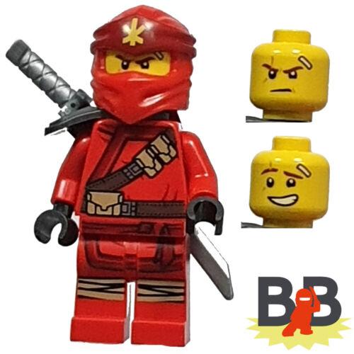 LEGO® NINJAGO® Minifigur Kai aus dem Set 70672